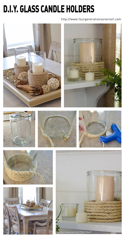 Glass-Candle-Holders