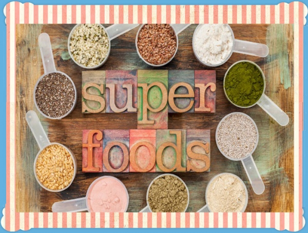 Superfoods και παιδιά