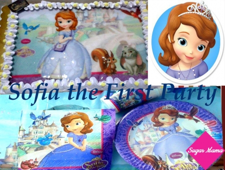 Party Sofia The Princess
