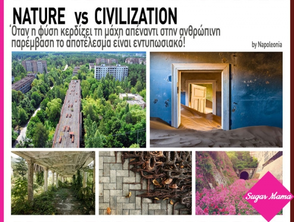 Nature vs Civilization